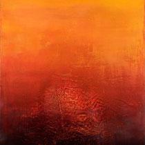 HARALD GANGL, ohne Titel Öl / Leinwand, 180x150cm, 2020