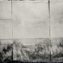 AGNES PRAMMER, Road to Nowhere, Kollodium Nassplatte, 13x18cm, 2020