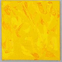 CHRISTINA ZURFLUH, Yellow in yellow, 2018-2019