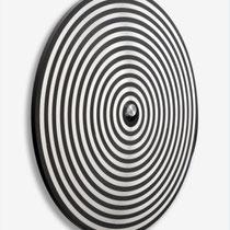JÜRGEN PAAS, Wonderwheel, D 130cm, 2018