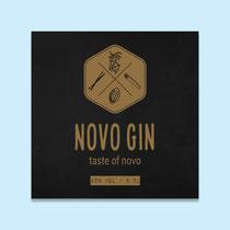 Fleslabel voor Novo