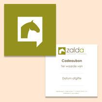 Cadeaubon voor Zalda Ruitersport, Tuin & Dier