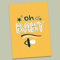 Felicitatie geboorte