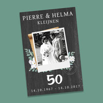 Uitnodiging Pierre & Helma