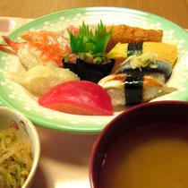お寿司おいしかったです