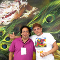 Rafael Espitia (Colombia) & Tasso (Germany)