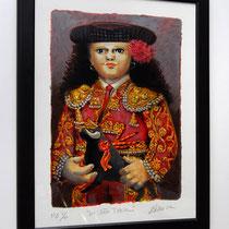 Enrique Grau Art Print