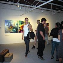 Rafael Espitia at Butter Gallery. GESAMTKUNTWERK Projekt Room