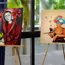 Homage to Maestro Grau Miami 2012 with Steinhausen Gallery