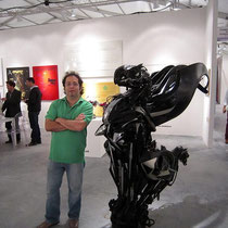 ART BASEL FAIR MIAMI December 2012