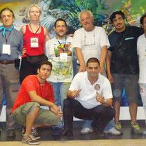 Artists: Cesar Correa (Colombia), Andrade Art (Colombia), Juan Bauk (Argentina), Carla Lensen (Netherlands), Mario Oñate (Ecuador) José Emilio Pacheco-Vega (Mexico), Rafael Espitia (Colombia)