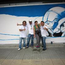 Artists ESPITIA, PAX 49, CESAR CORREA