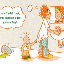 Coachingmeisterei, Mütter zurück in die Arbeitswelt, Postkarten