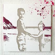 Aus einer Schnappschussreihe wird ein künstlerisches Triptychon.