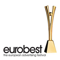 Eurobest, Gold, Design