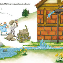 SingLiesel Verlag, Die schönsten Volkslieder, Es klappert die Mühle …