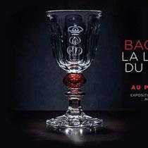 Baccarat - Janvier- légende du cristal