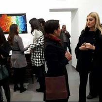 """Esposizione """"Arcobaleno"""" presso InterArt Marzo 2017"""
