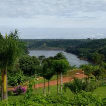 Dreiländereck Argentinien, Brasilien, Paraguay
