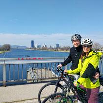 Auf der Donauinsel