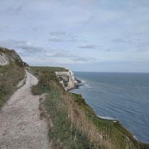 Kreidefelsen bei Dover
