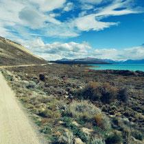 Radeln in Patagonien