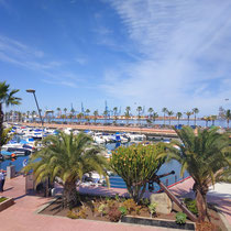 Hafen in Las Palmas