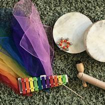 Musikalische Früherziehung bei der Musikschule Musikplanet in Lüneburg
