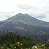 Vulkan Batur Bali