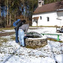 Zweiter Brunnen