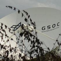Raumfahrt GSOC befindet sich auch nicht weit entfernt