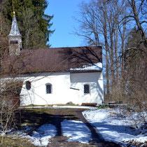 Kapelle von vorne