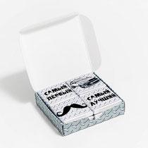 Шоколадный подарок для мужчины