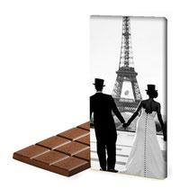 Шоколадка 100гр с фото на заказ