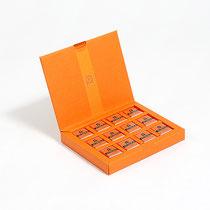 Шоколадный набор с логотипом Открытие