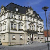 Illertissen Rathaus