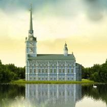 Храм Петра и Павла (фото с сайта http://culture.ru)