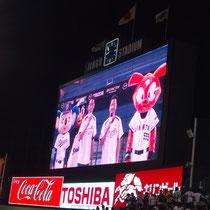 2013/7/20 オールスター@神宮 試合後