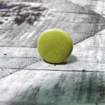 voir la description de la bague en raku verte