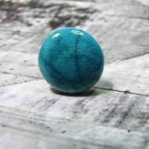 Voir les détails de cette bague bleue en raku