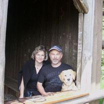 13.06.10 Wandern mit meinen Eltern