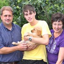 Familie Gisecke