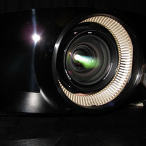 Das Objektiv des VW1100/VW1000 sucht seines Gleichen
