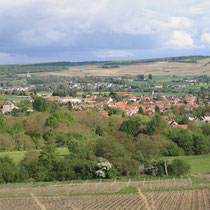 Trélou sur Marne sur la route du Champagne