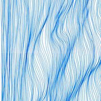 Fahnenentwurf 2, 2013, Tusche auf Papier, 45 × 15 cm