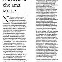 """""""Il Sole 24 ore"""" - 3/7/11"""