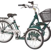 Dreiräder bei Multipler Sklerose