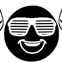 hiphop smiley