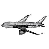 plane 3D