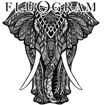 elephant fluogram